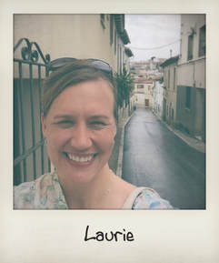 Laurie Bridges in Spain
